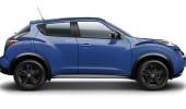 Цвета кузова обновленного Nissan Juke (1/10)