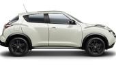 Цвета кузова обновленного Nissan Juke (2/10)