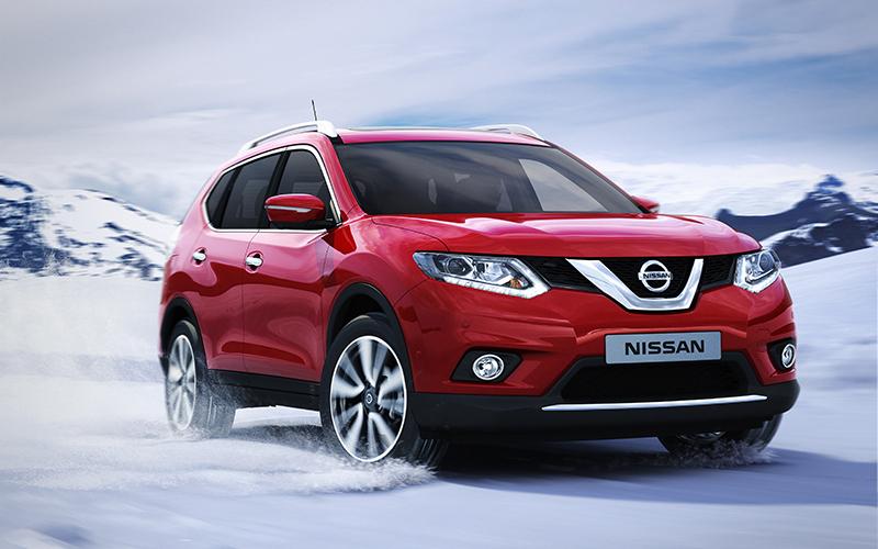 Nissan X-Trail - внешний вид