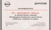 Дипломы Автоцентра ЛИГА - ІІ (23/27)