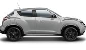 Цвета кузова обновленного Nissan Juke (3/10)