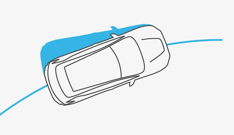 leaf-vehicle-dynamic-control